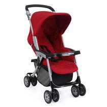 Carrinho De Bebê Aria Red - Peg Pérego - 4babies