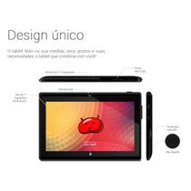 Tablet Orange Tb755 3g Wifi 4gb Dual Câmera 7