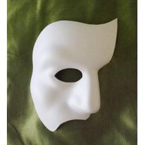 Mascara Fantasma Da Opera Festa Carnaval