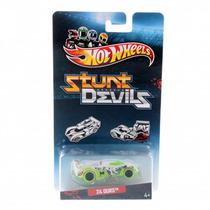 Carrinho Miniatura Hot Wheels Stunt Devils 24 Ours - Mattel