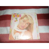 Disco Lp Vinil Xou Da Xuxa Vol 3 1988 Antigo Coleção