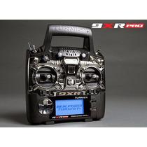 Rádio Turnigy 9xr Pro Telemetria No Visor E Voz 2.4 Ghz