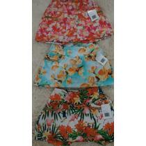 Shorts Saia Rhero,verão 2016 Promoção Diversas Estampa
