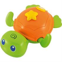 Brinquedo Para Banho Do Bebê Amigos Tartaruga Dican- 4babies