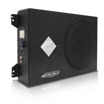 Caixa Slim Falcon Amplificada Subwoofer 8 Pol 200 Wrms