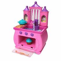 Cozinha Castelo Das Princesas Disney Elka