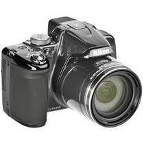 P520 Nikon 18 Mpx Com Brindes !