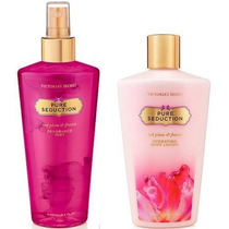 Kit Creme + Splash Pure Seduction Victoria´s Secret 250ml
