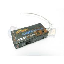 Receptor Frsky Com Telemetria D8r-ii Plus 2.4ghz 8canais