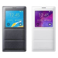 Capa Case S View Samsung Galaxy Note 4 N9100 Flip Cover