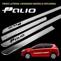 Friso Do Palio 2012, 2013, 2014, 2015 Cromado Mod. Opcional