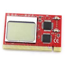 Placa Diagnóstico Com Lcd 1.6  Pci Debug Pc Analyser Desktop