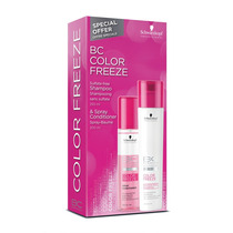 Schwarzkopf Professional Bc Bonacure Color Freeze Duo Kit