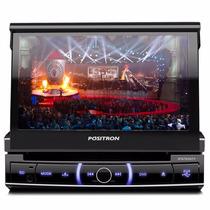 Dvd Player Positron Sp6720 Dtv Retratil Tv Digital Bluetooth