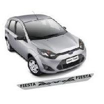 Protetor Adesivo Colante Soleira T01 Porta Carro Ford Fiesta