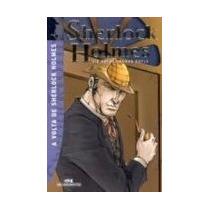 Livro A Volta De Sherlock Holmes Editora Melhoramentos Sherl