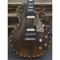 Guitarra Paoletti Les Paul Wine Series