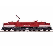 Ferromodelismo Locomotiva Elétrica V8 Fepasa 1:87 Frateschi