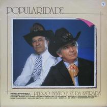 Pedro Bento E Zé Da Estrada - Os Tres Boiadeiros - Lp 1992