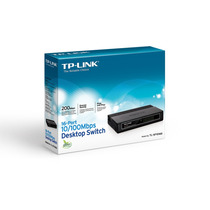 Tp-link Switch 16-portas 10/100mbps Tl-sf1016d