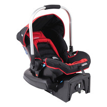 Cadeira Auto Bebe Conforto Kiddo Caracol 411 Vermelho