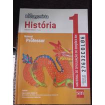 Livro Do Professor Ser Protagonista História 1º Ano Didático