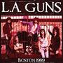 L.a. Guns-live In Boston 1989 Cd-novo-lacrado-importado