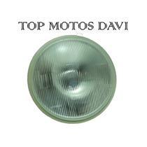 Bloco Óptico Farol Honda Cbx 200 Strada S/ Lampada