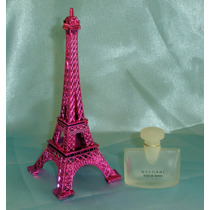 Miniatura Perfume Frete Gratis Bvlgari Voile Jasmin Rara!