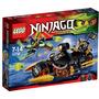 Lego 70733 Ninjago Motocicleta De Ação 212 Peças