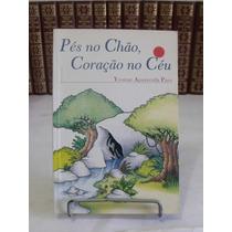 Livro - Pés No Chão, Coração No Céu - Yvonne Aparecida Paes