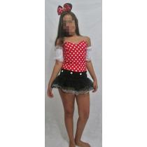 Fantasia Feminina Minnie Sexy