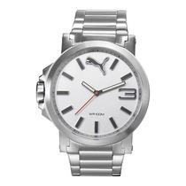 Relógio Puma Ultrasize Aço- Super Promoção- Sedex Grátis 12x