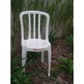Cadeiras De Plástico Bistrô Goyana -unica 140kg
