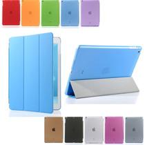 Case Magnética Smart Cover Ipad 6- Ipad Air 2 + Traseira