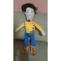 Boneco De Pelúcia Woody Toy Story 56 Cm