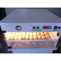 Chocadeira Automática,termostato Digital Viragem Aut 50 Ovos