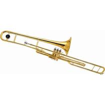 Frete Grátis - Ny Ny-tb200p Trombone De Pisto Sib Laqueado