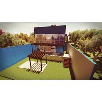 Planta Baixa De Casa Residencia Projeto Reforma Construção