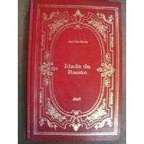 Livro Idade Da Razão Abril Editora Jean-paul Sartre Livro U