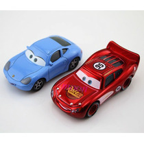 Disney Cars Sally & Radiator Springs Mcqueen Mattel Loose