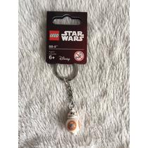Chaveiro Lego Robô Bb-8 Star Wars Miniature Original Eua