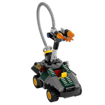 Lego Homem De Ferro: Carro Do Mandarim