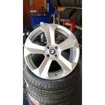 Roda 17 Bmw X6 Onix Palio Stilo Agile Montana+ Pneus 205/40