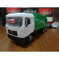 Miniatura Caminhão De Lixo Man 2000 1:43 New Ray