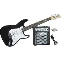 Thomaz Kit De Guitarra E Amplificador 10w - Frete Grátis