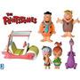The Flintstones - Hanna-barbera - Set C/ 6 Bonecos Jazwares