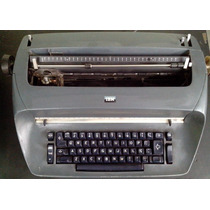 Máq Escrever Elétrica Ibm 72 Revisada Garantia 03 Meses