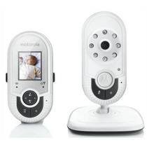 Babá Eletrônica Motorola Câmera Vídeo Visão Noturna
