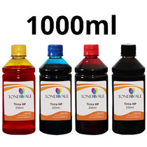 Tinta Impressora Hp 75 93 95 Bulk Ink + Kit Recarga Brinde